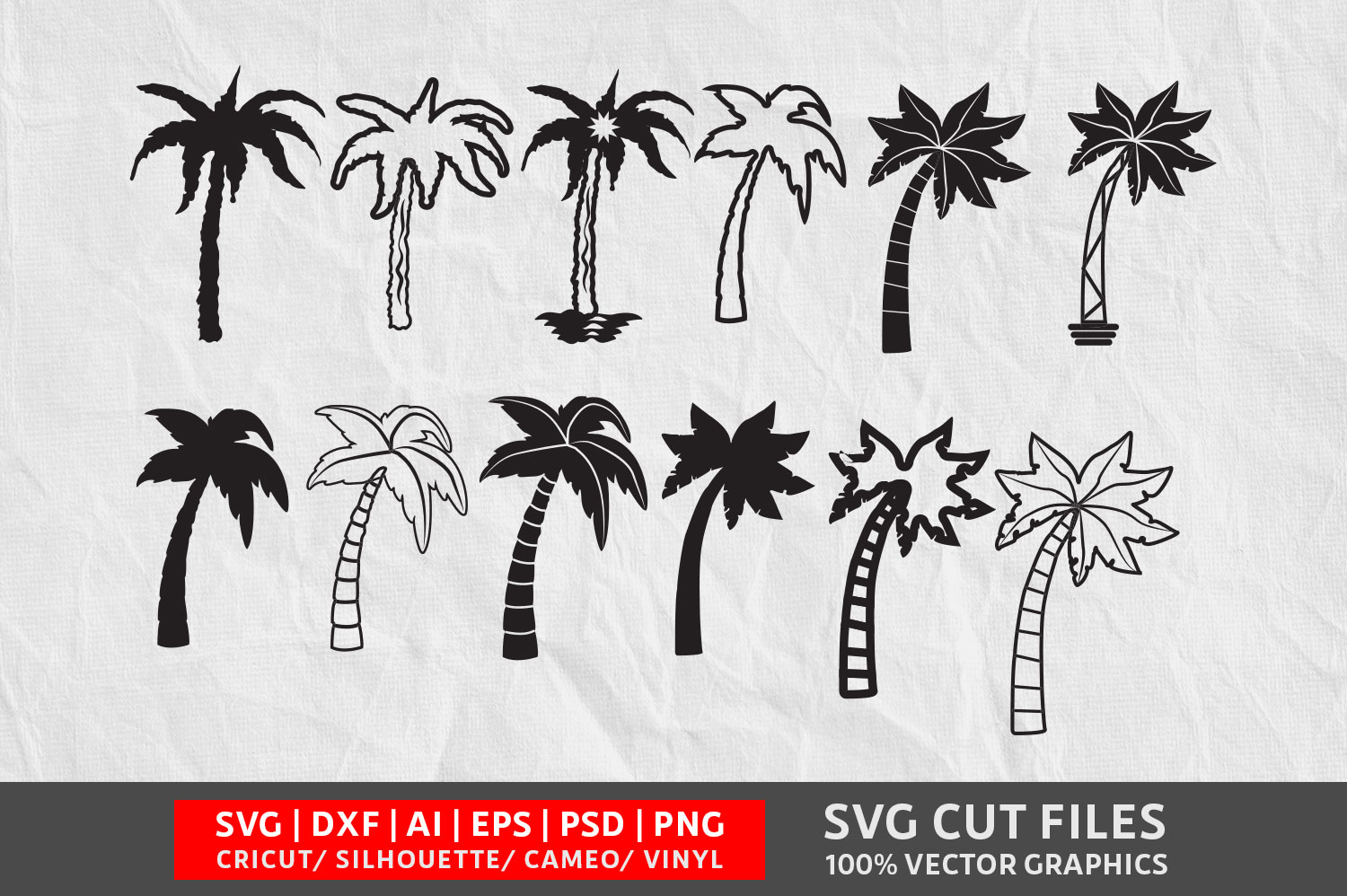 Download Free Tree Graphic By Design Palace Creative Fabrica for Cricut Explore, Silhouette and other cutting machines.