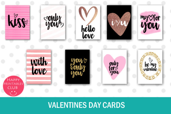 Download Free Valentines Day Text Overlays Graphic By Happy Printables Club for Cricut Explore, Silhouette and other cutting machines.