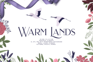 Warm Lands Graphic By BilberryCreate