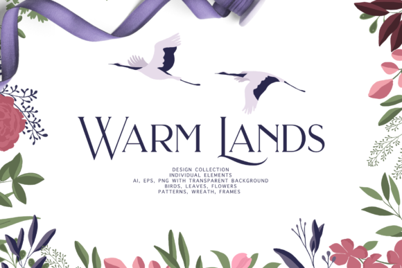 Warm Lands Graphic Illustrations By BilberryCreate - Image 1