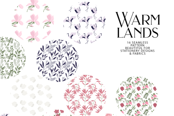 Warm Lands Graphic Illustrations By BilberryCreate - Image 10