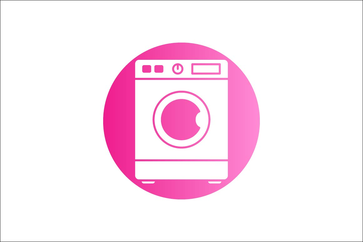 Download Free Washing Machine Graphic By Khld939 Creative Fabrica for Cricut Explore, Silhouette and other cutting machines.