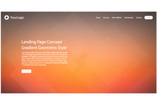 Web Page Design for Website Template Graphic By MrBrahmana