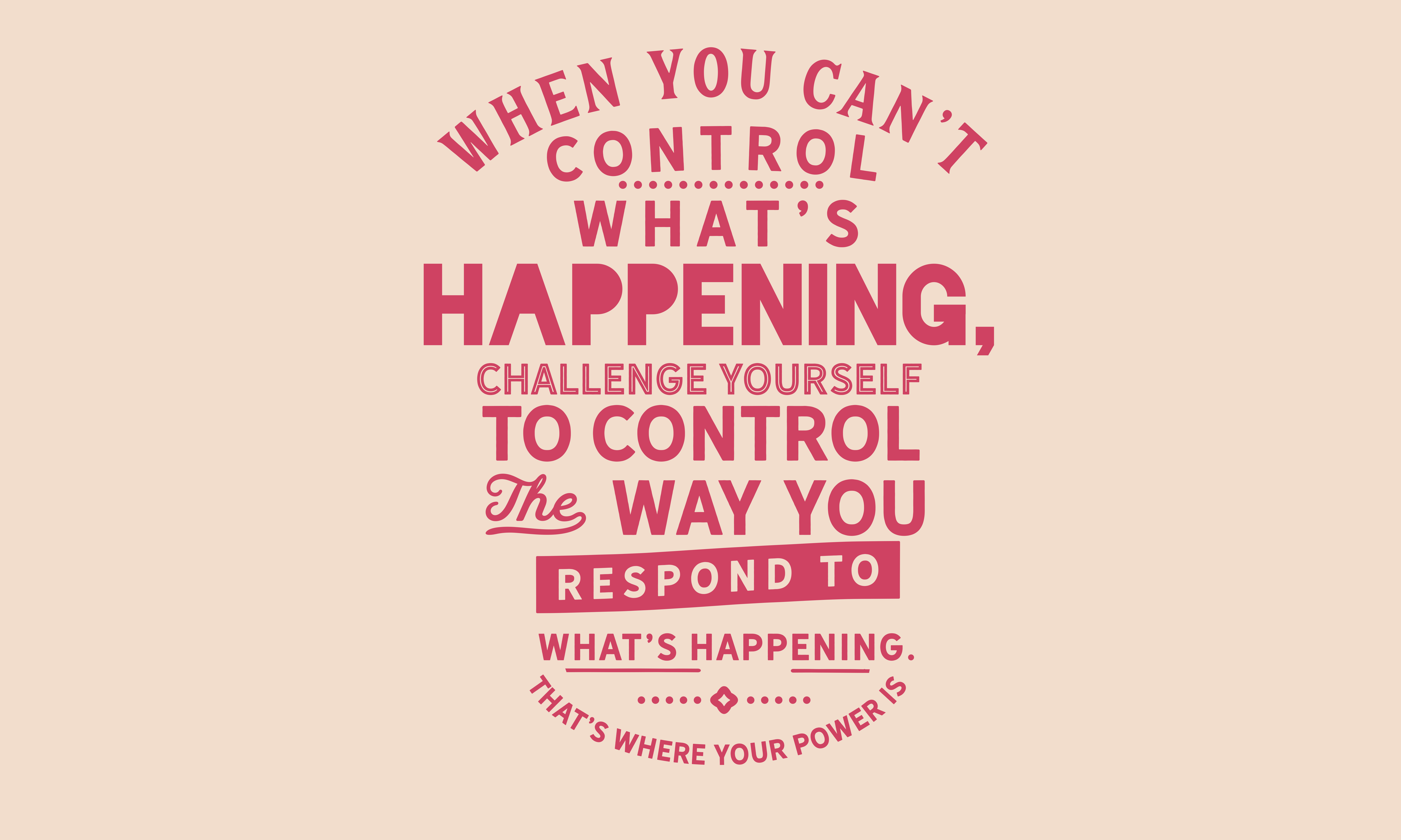 Download Free When You Can T Control What S Happening Svg Graphic By Baraeiji for Cricut Explore, Silhouette and other cutting machines.