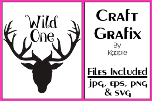 Wild One Graphic By Grafix by Kappie
