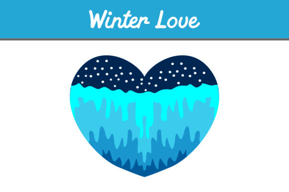 Print on Demand: Winter Love Graphic Icons By Arief Sapta Adjie