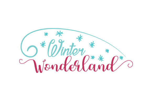 Download Free Winter Wonderland Graphic By Thelucky Creative Fabrica for Cricut Explore, Silhouette and other cutting machines.