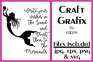 Wishes in the Sand Graphic By Grafix by Kappie