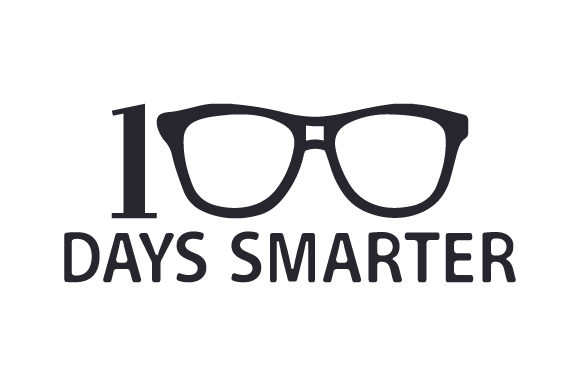 100 Days Smarter School & Teachers Craft Cut File By Creative Fabrica Crafts - Image 1