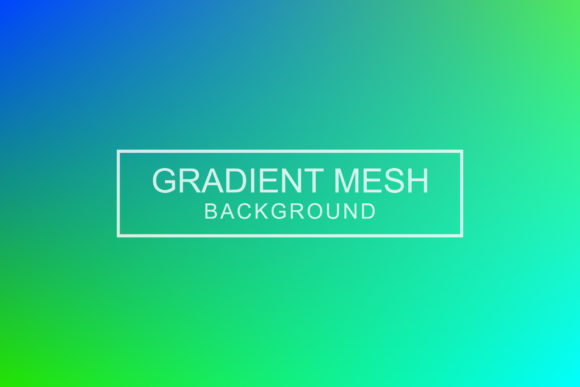 Abstract Color Gradient Background Graphic By sabavector