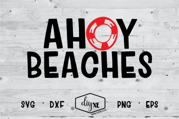 Ahoy Beaches Graphic By Sheryl Holst Image 1
