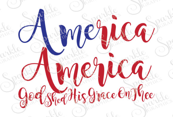 American Patriotic Cut File Graphic Crafts By Sparkle Graphics