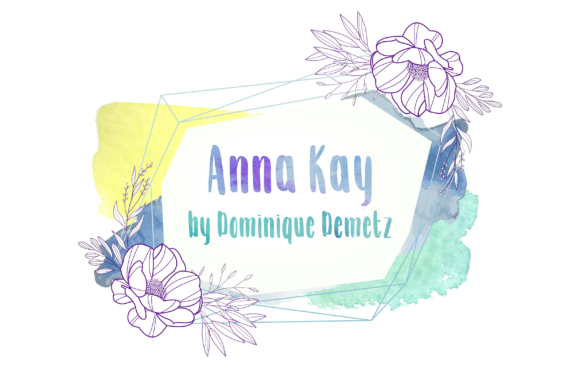 Print on Demand: Anna Kay Script & Handwritten Font By Dominique Demetz