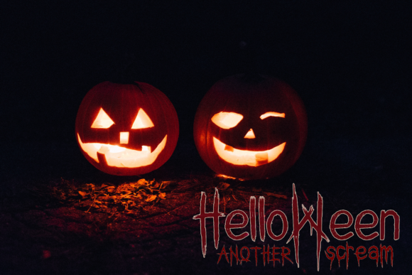 Another Scream Font By OCS Studio Image 5