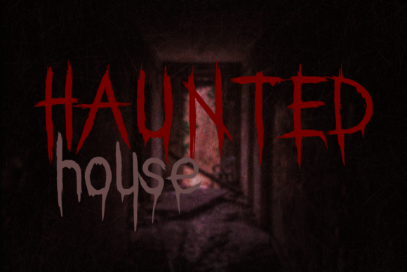 Another Scream Font By OCS Studio Image 6