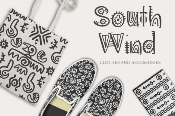 Aztec Soul Font By Red Ink Image 2