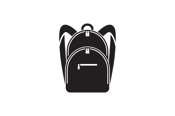 Backpack Vector Icon Graphic Icons By tutukof