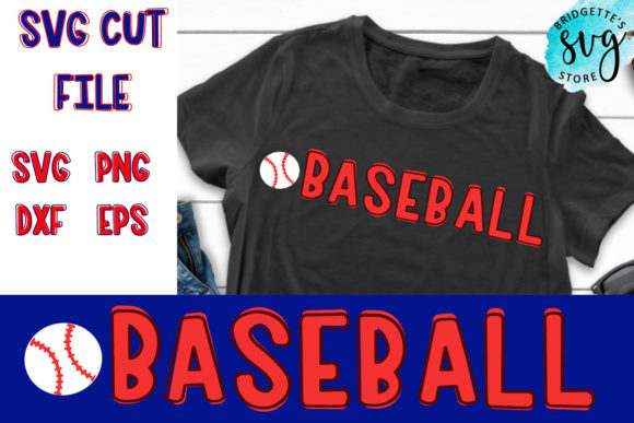 Download Free Baseball Graphic By Luxmauve Creative Fabrica for Cricut Explore, Silhouette and other cutting machines.