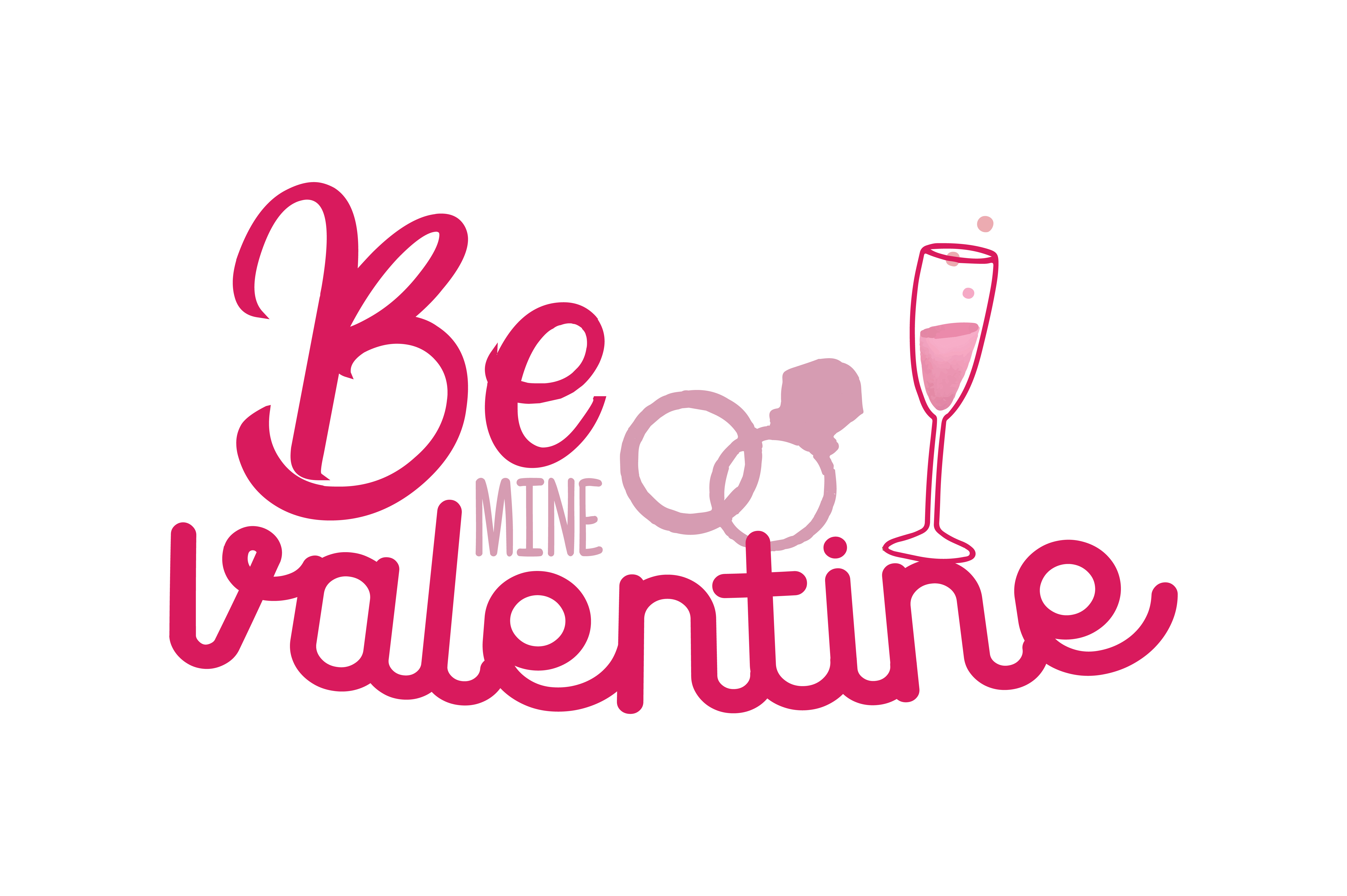 Download Free Be Mine Valentine Quote Svg Cut Graphic By Thelucky Creative for Cricut Explore, Silhouette and other cutting machines.