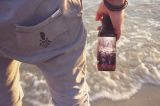 Print on Demand: Beach Beer Style Mockup Graphic Product Mockups By SmartDesigns
