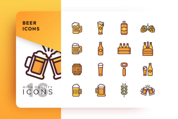 Beer Icon Pack