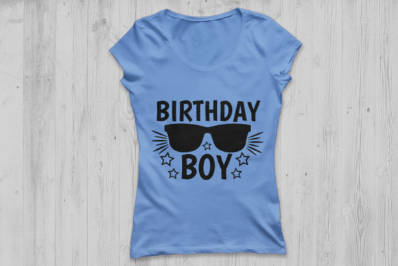 Download Free Birthday Boy Grafico Por Cosmosfineart Creative Fabrica for Cricut Explore, Silhouette and other cutting machines.