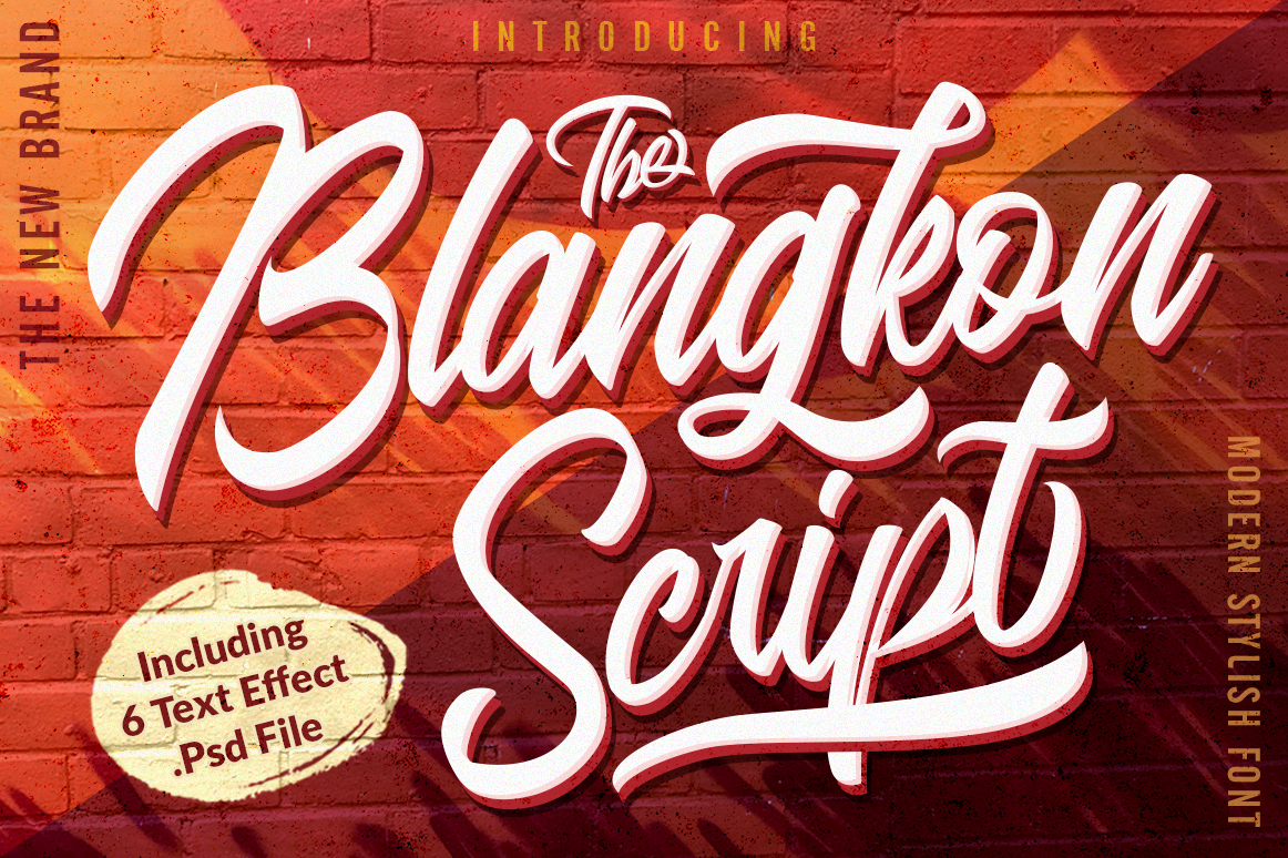 Download Free Blangkon Script Font By Kotak Kuning Studio Creative Fabrica for Cricut Explore, Silhouette and other cutting machines.