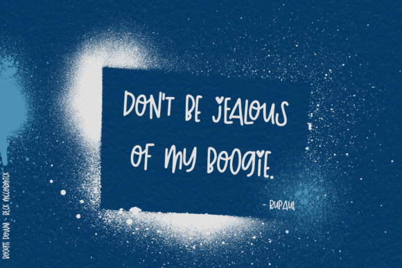 Print on Demand: Boogie Down! Script & Handwritten Font By BeckMcCormick - Image 2