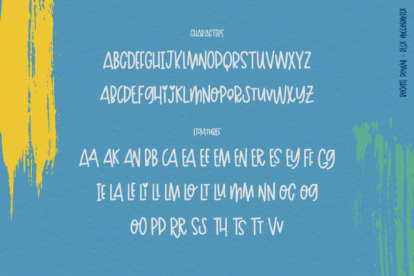 Print on Demand: Boogie Down! Script & Handwritten Font By BeckMcCormick - Image 10