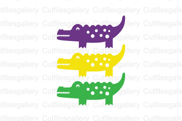 Download Free Boy Mardi Gras Gator Svg Graphic By Cutfilesgallery Creative for Cricut Explore, Silhouette and other cutting machines.