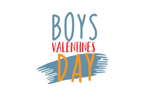 Download Free Boys Valentines Day Quote Svg Cut Graphic By Thelucky Creative for Cricut Explore, Silhouette and other cutting machines.