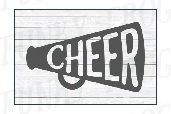 Download Free Cheer Design Bundle Graphic By Funkyfrogcreativedesigns for Cricut Explore, Silhouette and other cutting machines.