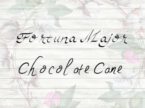 Chocolate Cane Duo Script & Handwritten Font By summersSVG