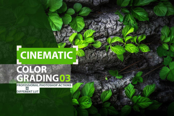 Download Free Cinematic Color Grading 03 Premium Photoshop Action Graphic By for Cricut Explore, Silhouette and other cutting machines.