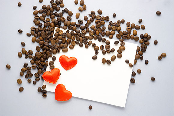 Coffee Message Graphic Food & Drinks By Sasha_Brazhnik