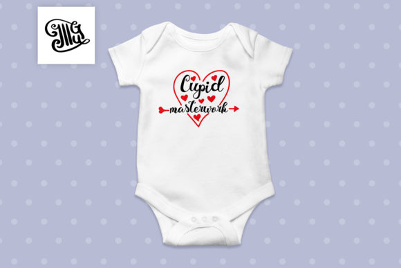 Download Free Cupid Masterwork Graphic By Illustrator Guru Creative Fabrica for Cricut Explore, Silhouette and other cutting machines.