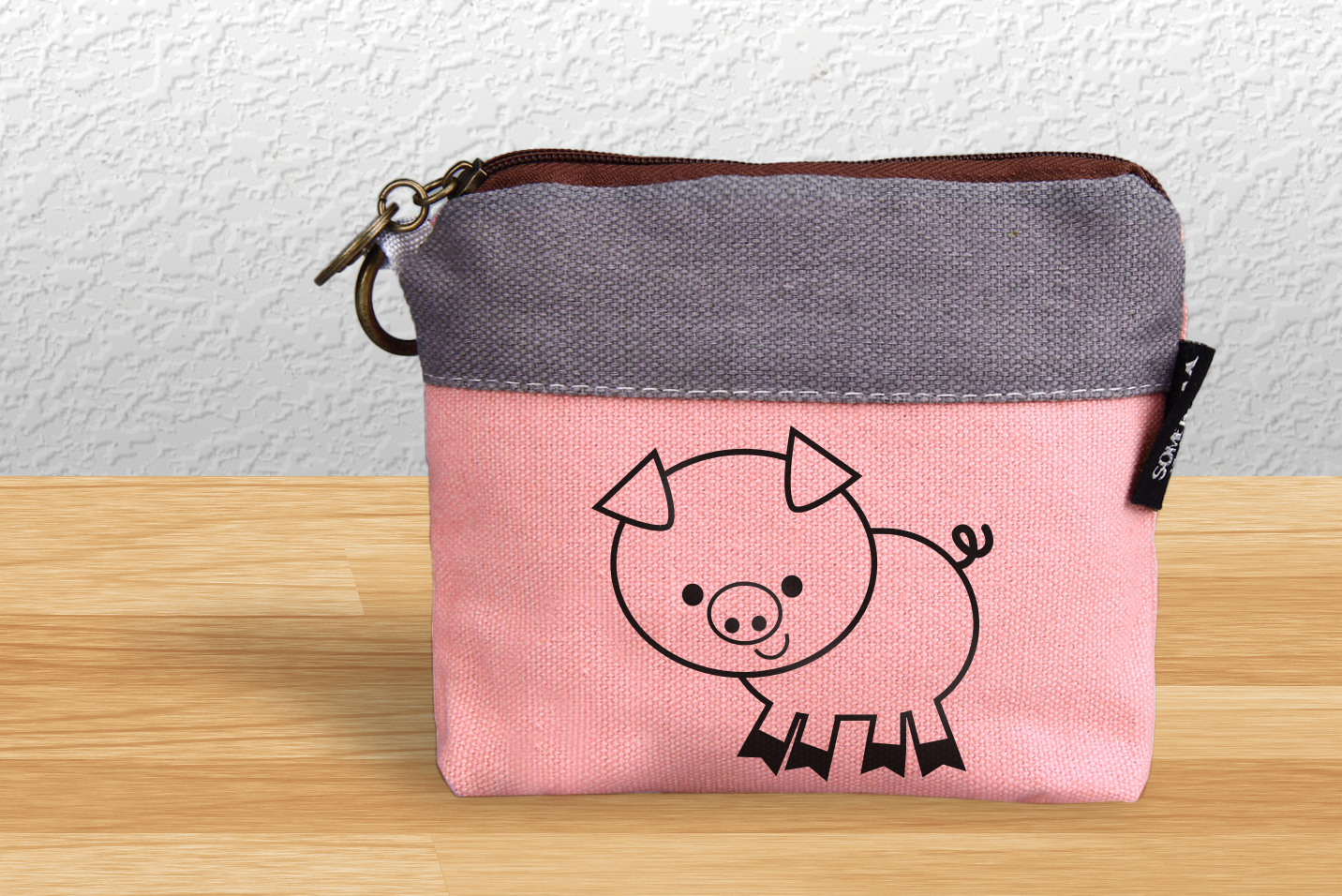 Cute Pig Svg Graphic By Designedbygeeks Creative Fabrica