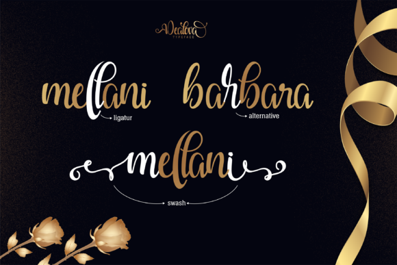 Download Free Dealova Font By Afredo Fk Creative Fabrica for Cricut Explore, Silhouette and other cutting machines.