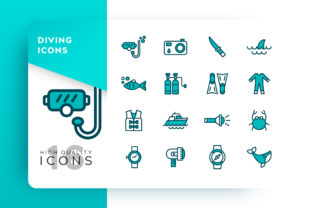 Dividing Icons Pack Graphic By Goodware.Std