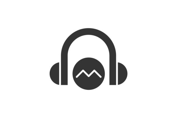 Download Free Earphone Icon Graphic By Rudezstudio Creative Fabrica for Cricut Explore, Silhouette and other cutting machines.