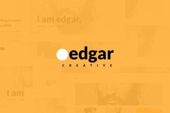 Print on Demand: Edgar Creative Graphic UX and UI Kits By Webhance