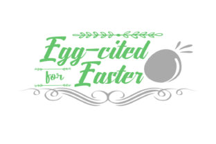 Egg-cited for Easter Graphic By summersSVG