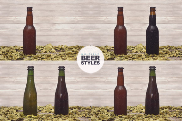 Essential Beer Mockup Bundle Graphic By SmartDesigns Image 5