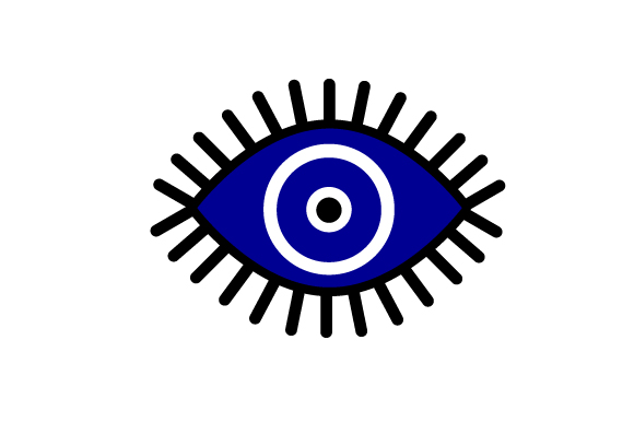 Download Free Evil Eye Svg Cut File By Creative Fabrica Crafts Creative Fabrica for Cricut Explore, Silhouette and other cutting machines.