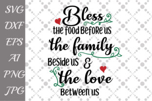 Download Free Family Christian Quote Graphic By Prettydesignstudio for Cricut Explore, Silhouette and other cutting machines.