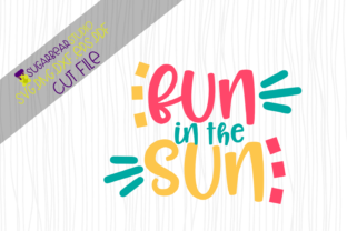Download Free Fun In The Sun Svg Graphic By Sugarbearstudio Creative Fabrica for Cricut Explore, Silhouette and other cutting machines.