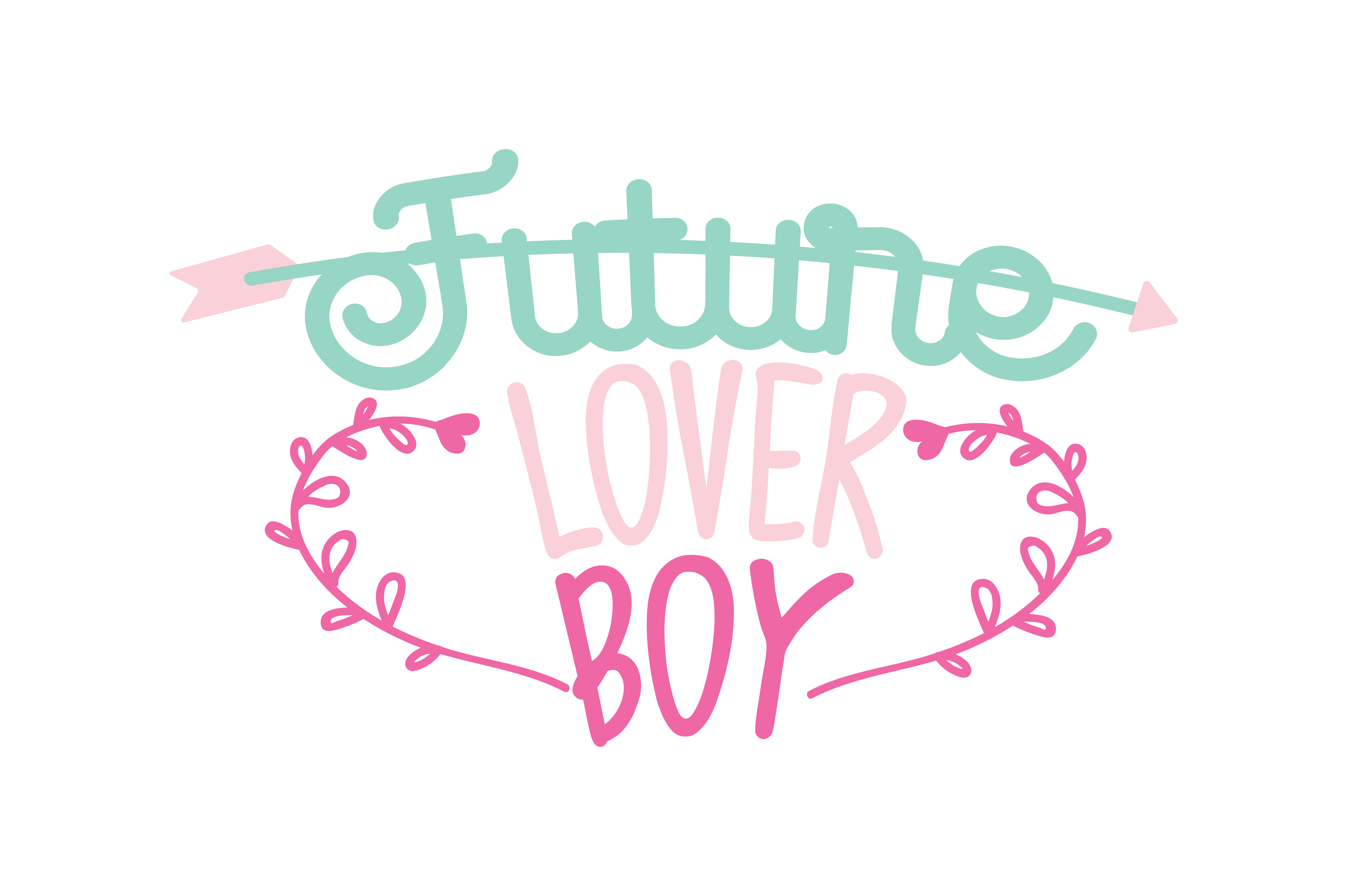 Download Free Future Lover Boy Quote Svg Cut Graphic By Thelucky Creative for Cricut Explore, Silhouette and other cutting machines.
