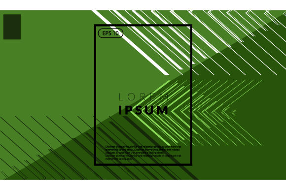 Geometric Background Graphic By iop_micro