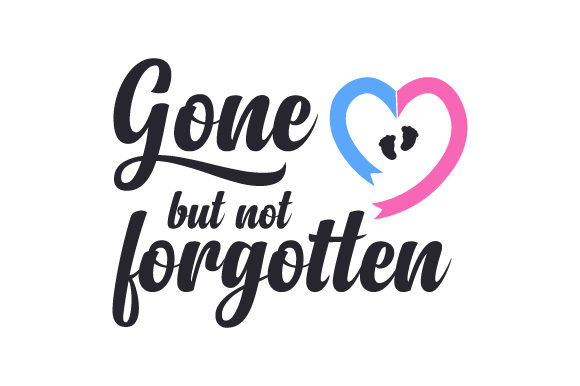 Download Free Gone But Not Forgotten Svg Cut File By Creative Fabrica Crafts for Cricut Explore, Silhouette and other cutting machines.