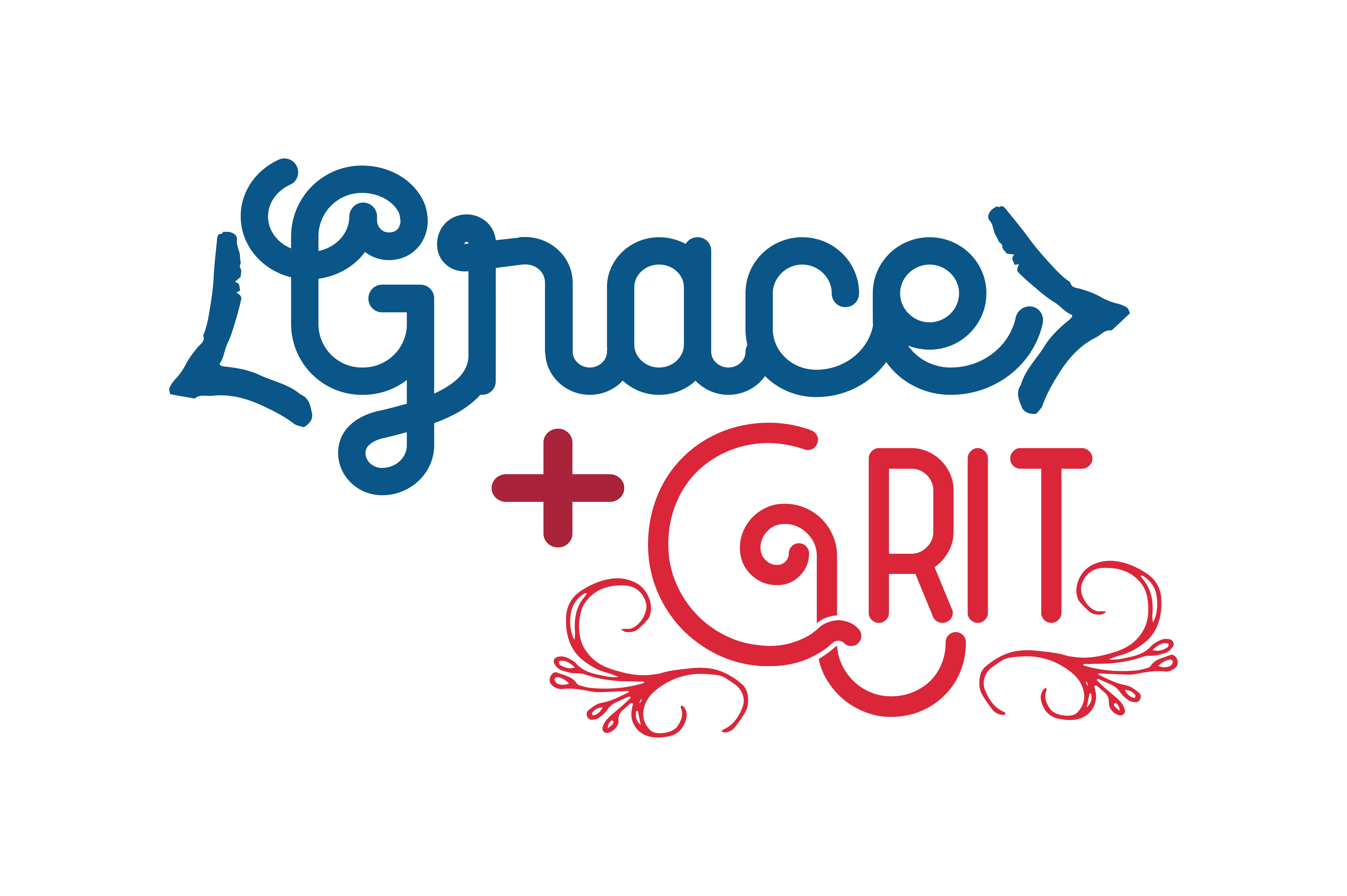 Download Free Grace Grit Quote Svg Cut Graphic By Thelucky Creative Fabrica for Cricut Explore, Silhouette and other cutting machines.